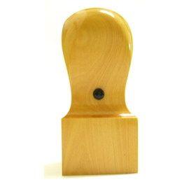 高級黃岐木一寸公司章-印章